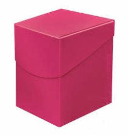 Ultra Pro Hot Pink 100+ Pro Eclipse Deck Box