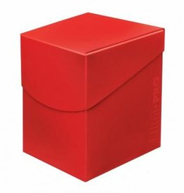 Ultra Pro Apple Red 100+ Pro Eclipse Deck Box