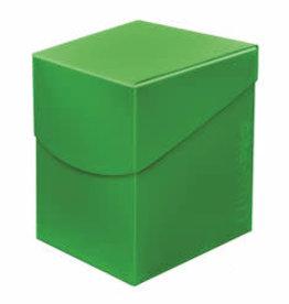 Ultra Pro Lime Green 100+ Pro Eclipse Deck Box