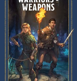 Wizards of the Coast D&D Young Adventurer's Guide: Warriors & Weapons