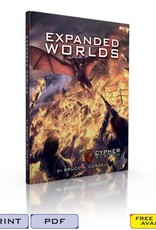 Expanded Worlds Cypher System