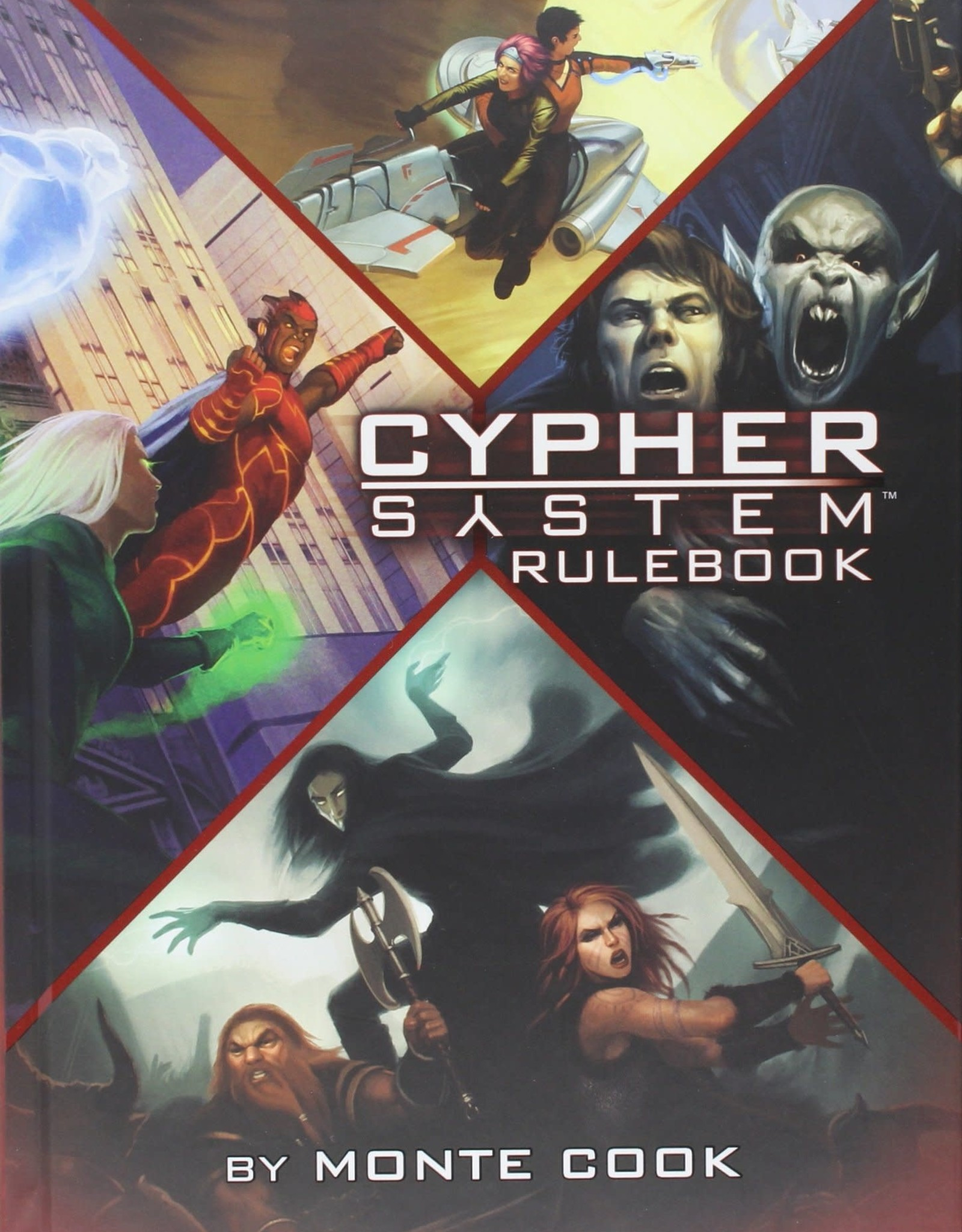Cypher System Core Book