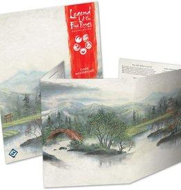 Fantasy Flight Games L5R RPG: Game Master's Kit