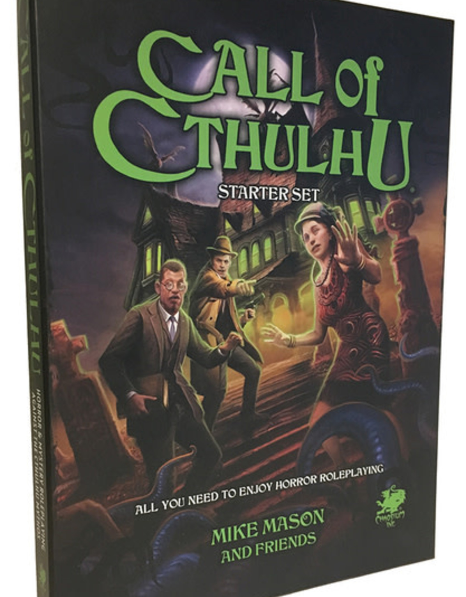 Call of Cthulhu 7E: Starter Set