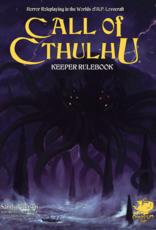 Call of Cthulhu  7th ed Keeper Rulebook