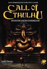 Call of Cthulhu: Investigator's Handbook
