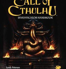 Chaosium Call of Cthulhu: Investigator's Handbook