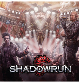 Shadowrun 5E GM Screen