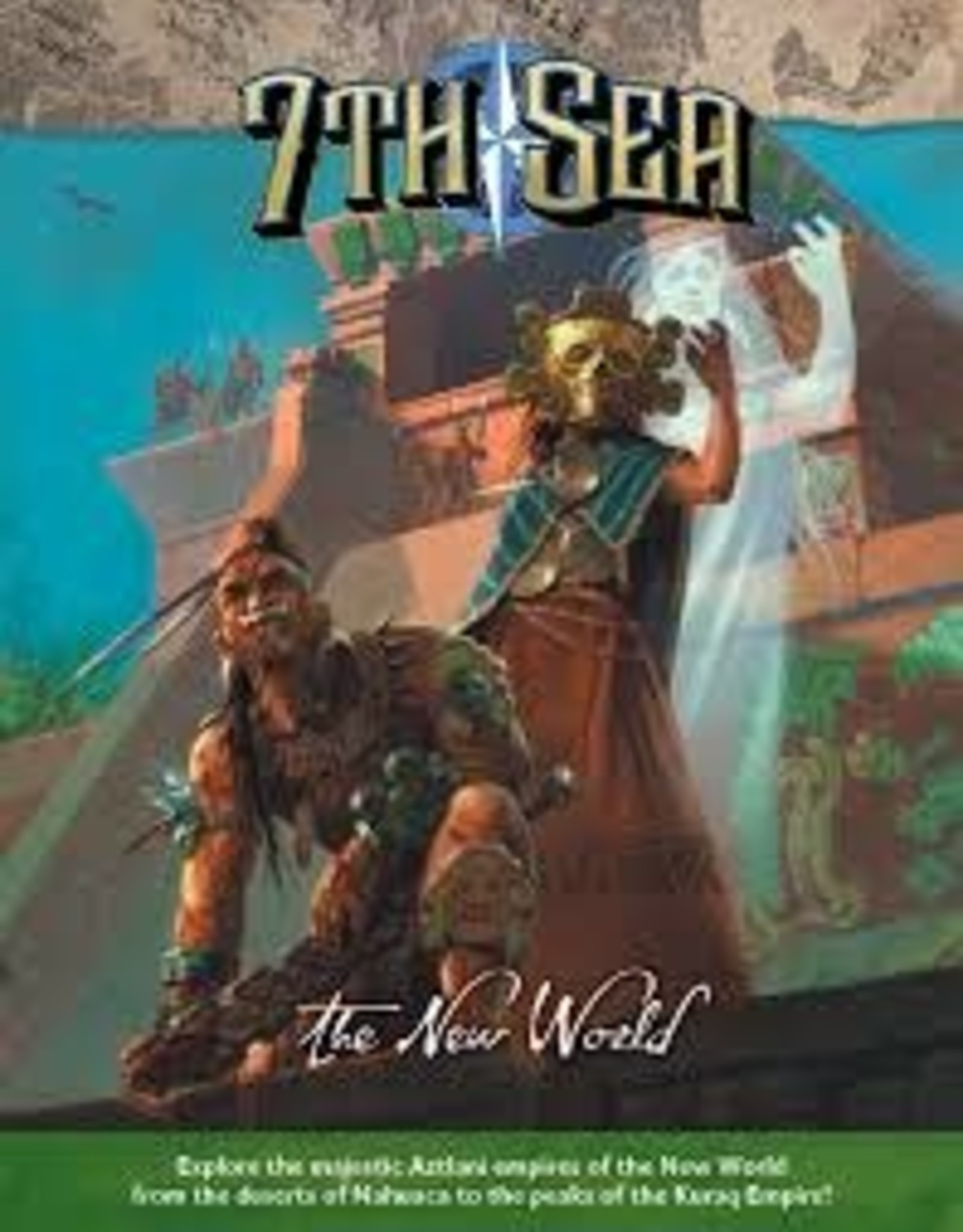 7th Sea: The New World