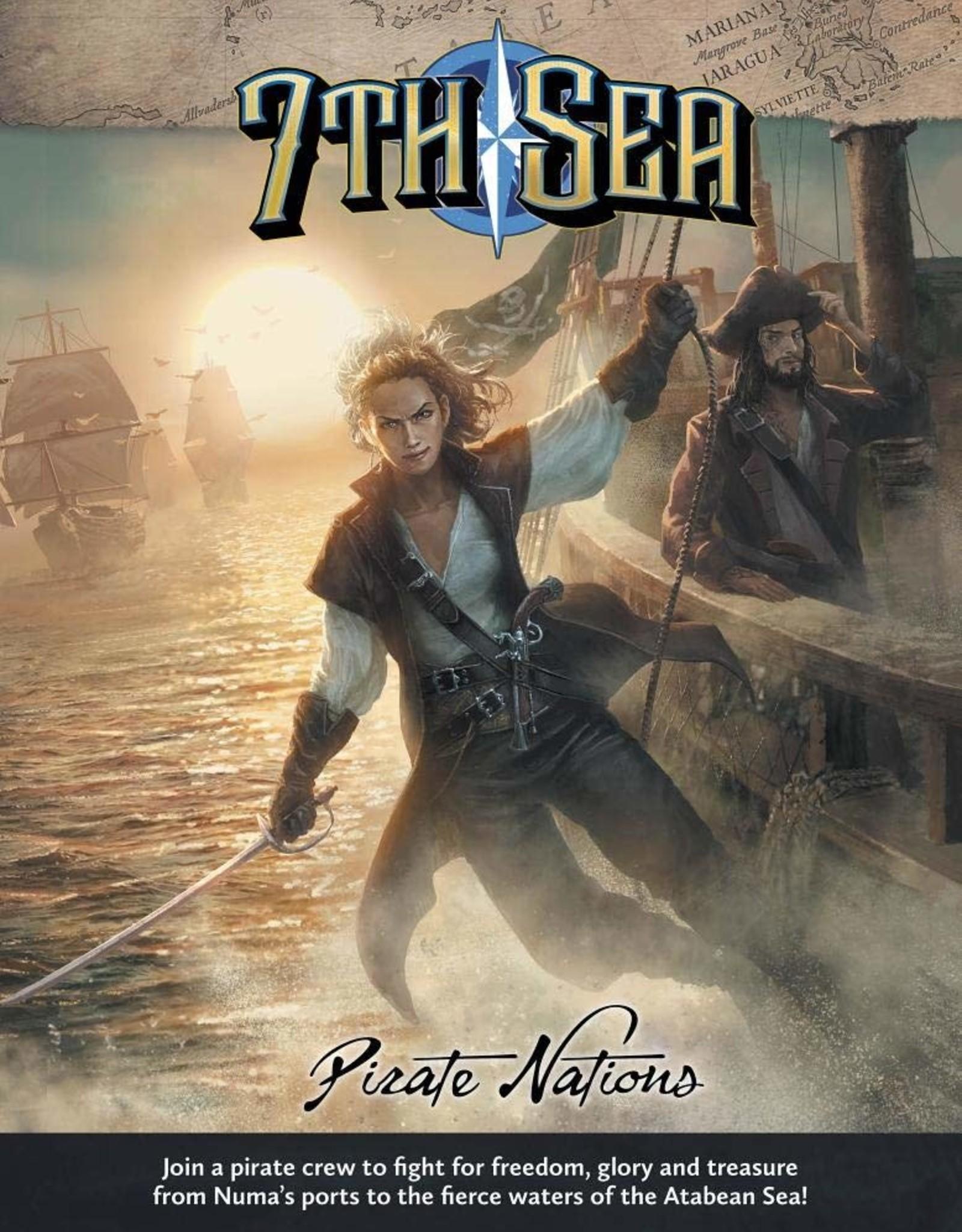 7th Sea: Pirate Nations
