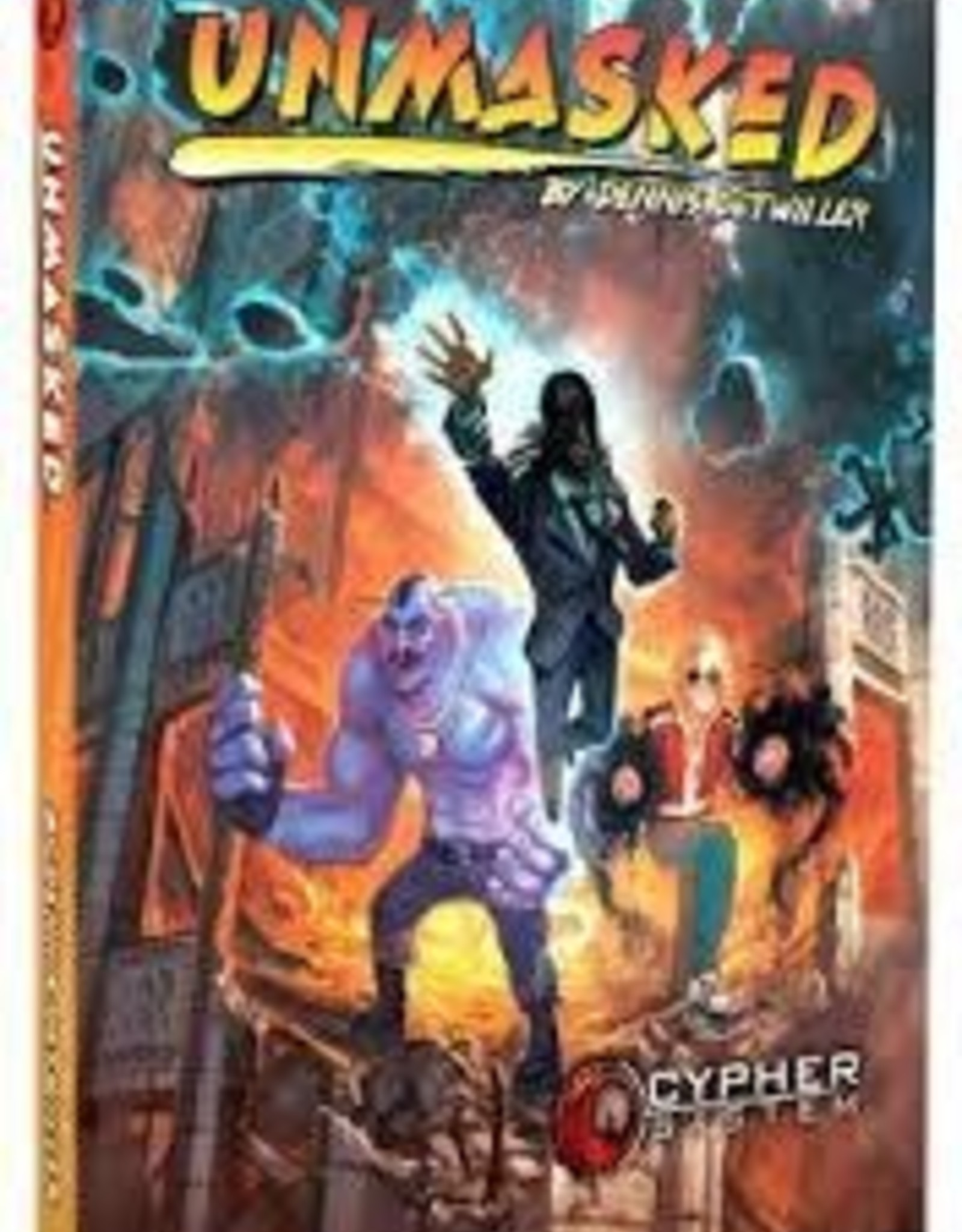 Cypher System Unmasked
