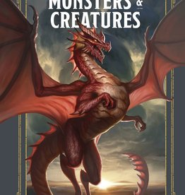Wizards of the Coast D&D Young Adventurer's Guide: Monsters & Creatures