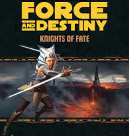Fantasy Flight Games Force and Destiny: Knights of Fate