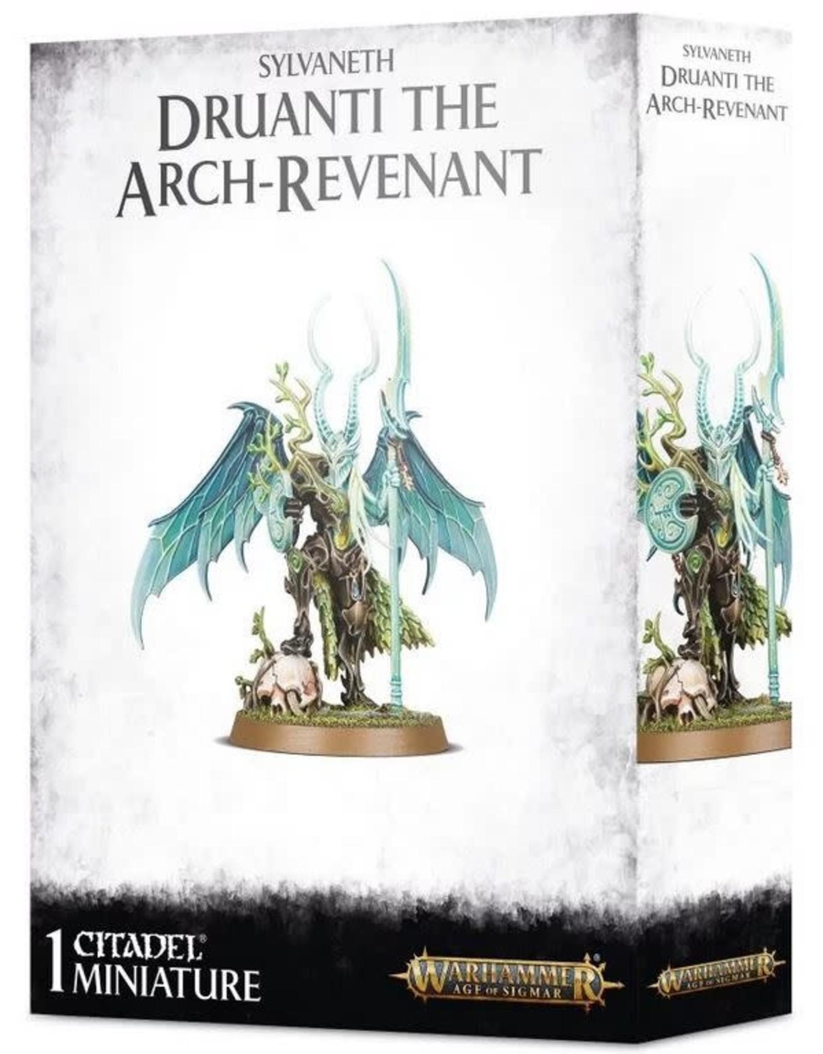 Games Workshop DRUANTI THE ARCH-REVENANT