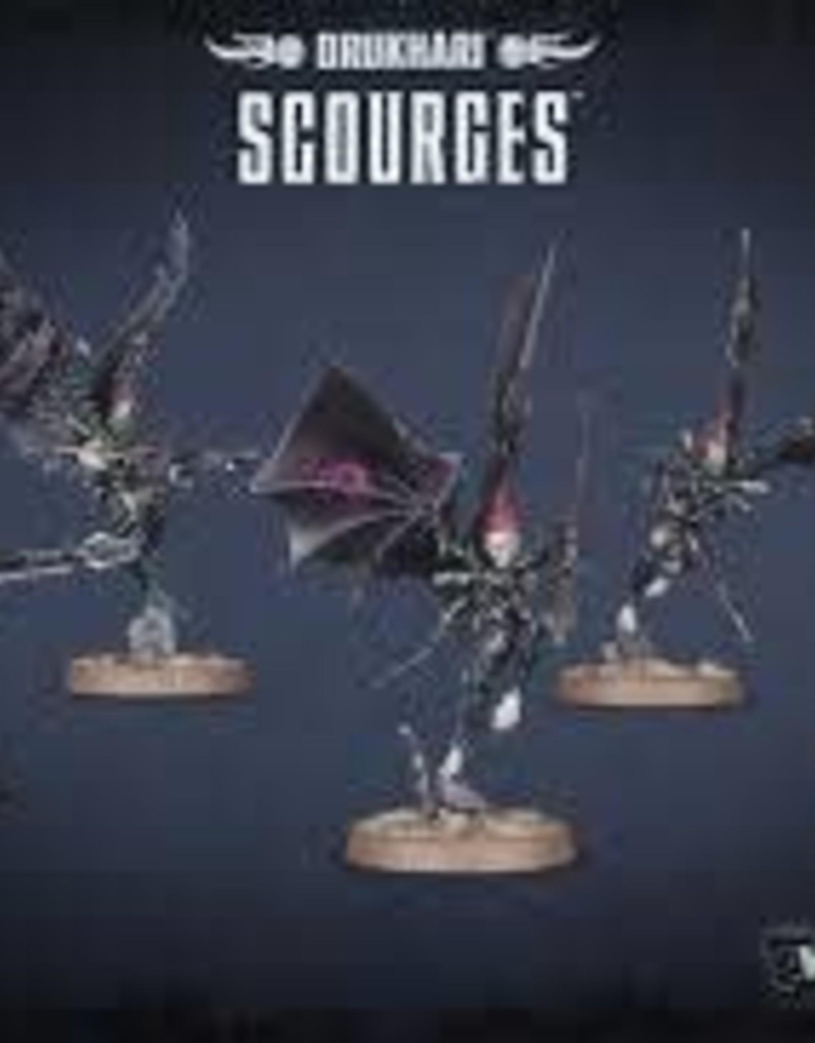 Games Workshop Drukhari Scourges