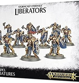 Games Workshop Stormcast Eternals Liberators