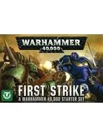 Games Workshop First Strike: A Warhammer 40,000 Starter Set