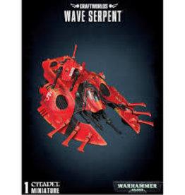 Games Workshop Craftworlds Wave Serpent