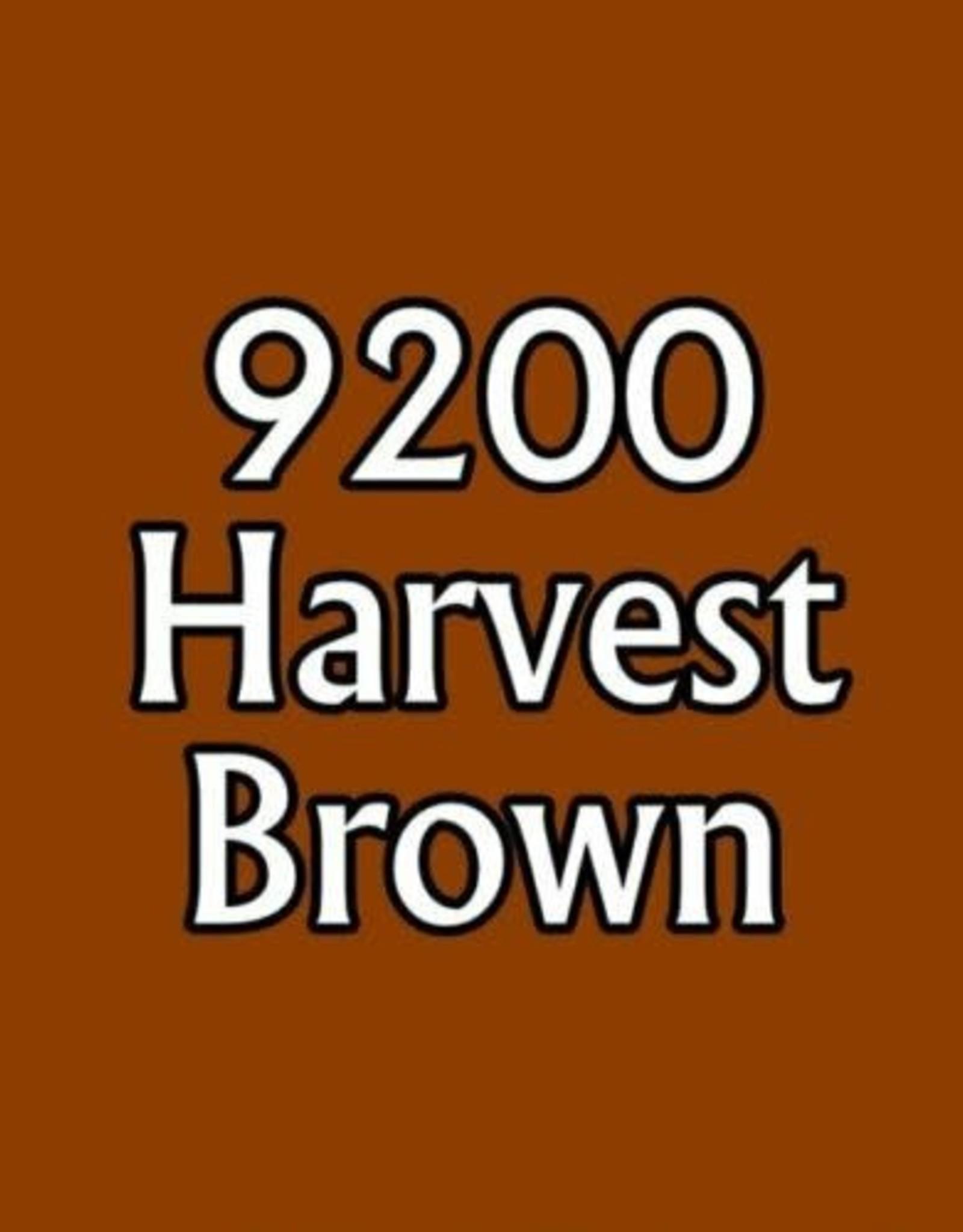 Reaper Harvest Brown