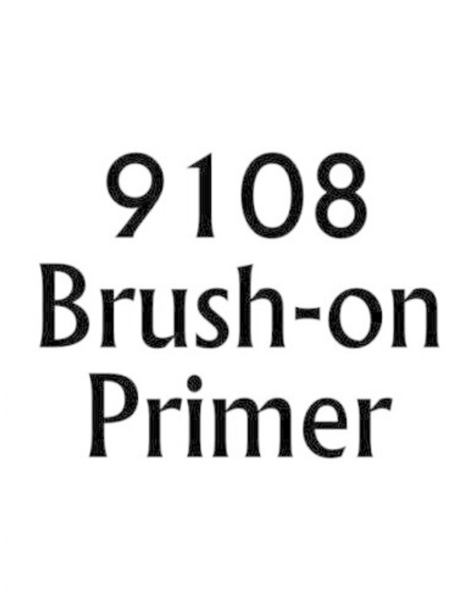 Reaper Brush-on Primer