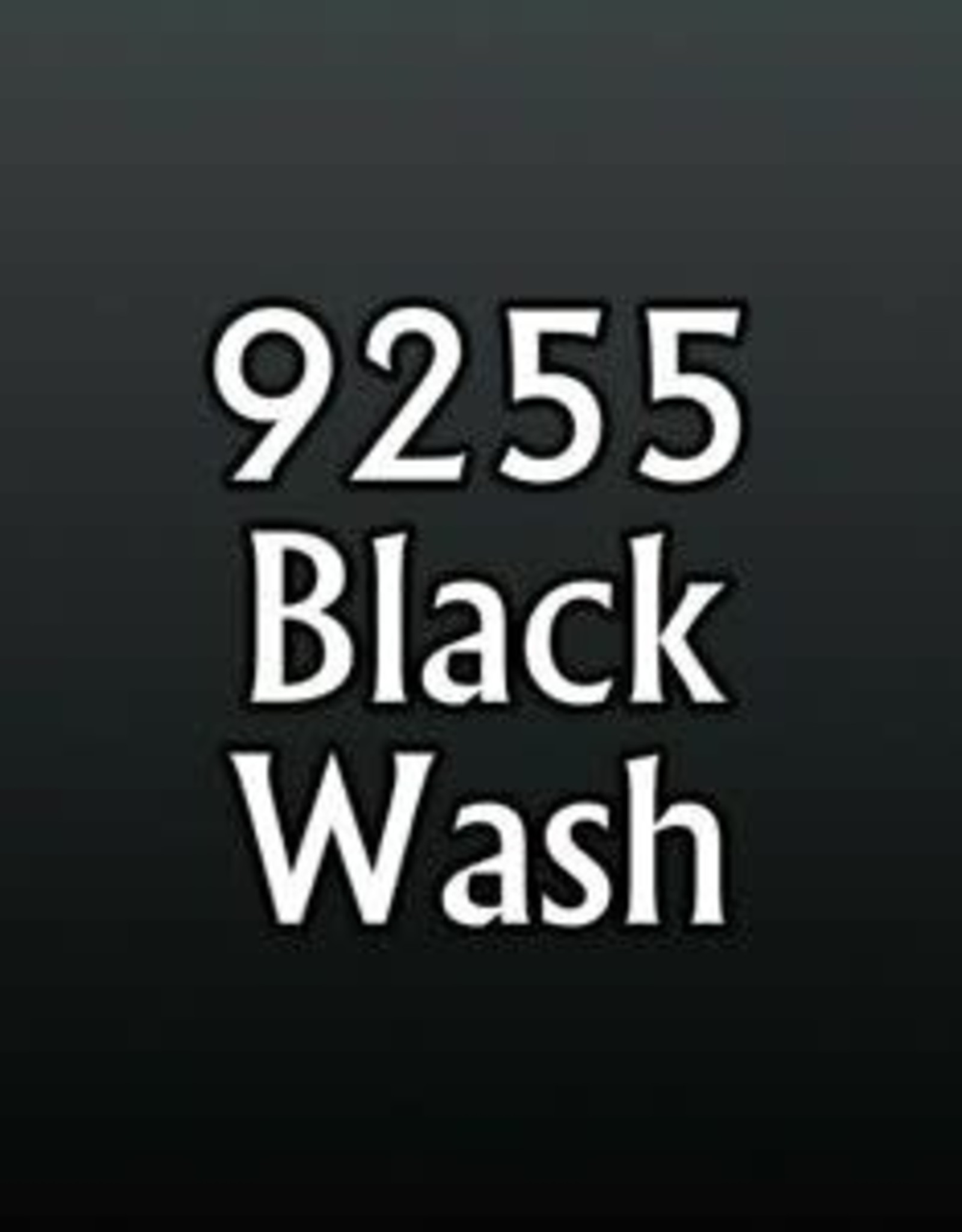 Reaper Black Wash