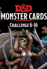 Gale Force 9 D&D 5th: Monster Cards: Challenge 6-16