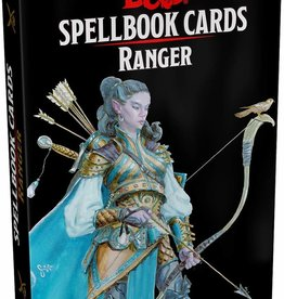 Gale Force 9 D&D 5th: Spellbook Cards: Ranger (small packaging)