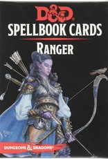 Gale Force 9 D&D 5th: Spellbook Cards: Ranger (large packaging)