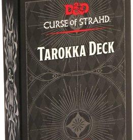 Gale Force 9 D&D 5th:  Curse of Strahd Tarokka Deck