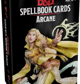 Gale Force 9 D&D 5th: Spellbook Cards: Arcane