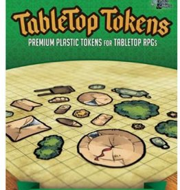 Tabletop Tokens: Camping Set