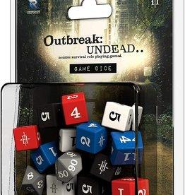 Outbreak Undead Dice