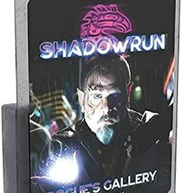 Shadowrun RPG 6th: Rogue's Gallery