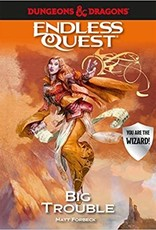 Random House D&D Endless Quest: Big Trouble