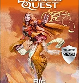 Random House D&D Endless Quest: Big Trouble