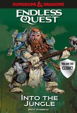 Random House D&D Endless Quest: Into the Jungle