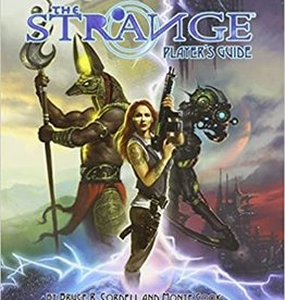 MONTE COOK GAMES The Strange RPG: Players' Guide