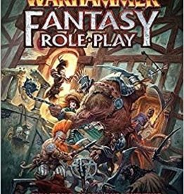 Cubicle 7 Warhammer Fantasy RPG: Core Rulebook