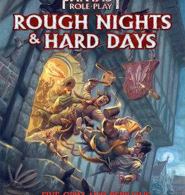 Cubicle 7 Warhammer Fantasy RPG: Rough Nights & Days