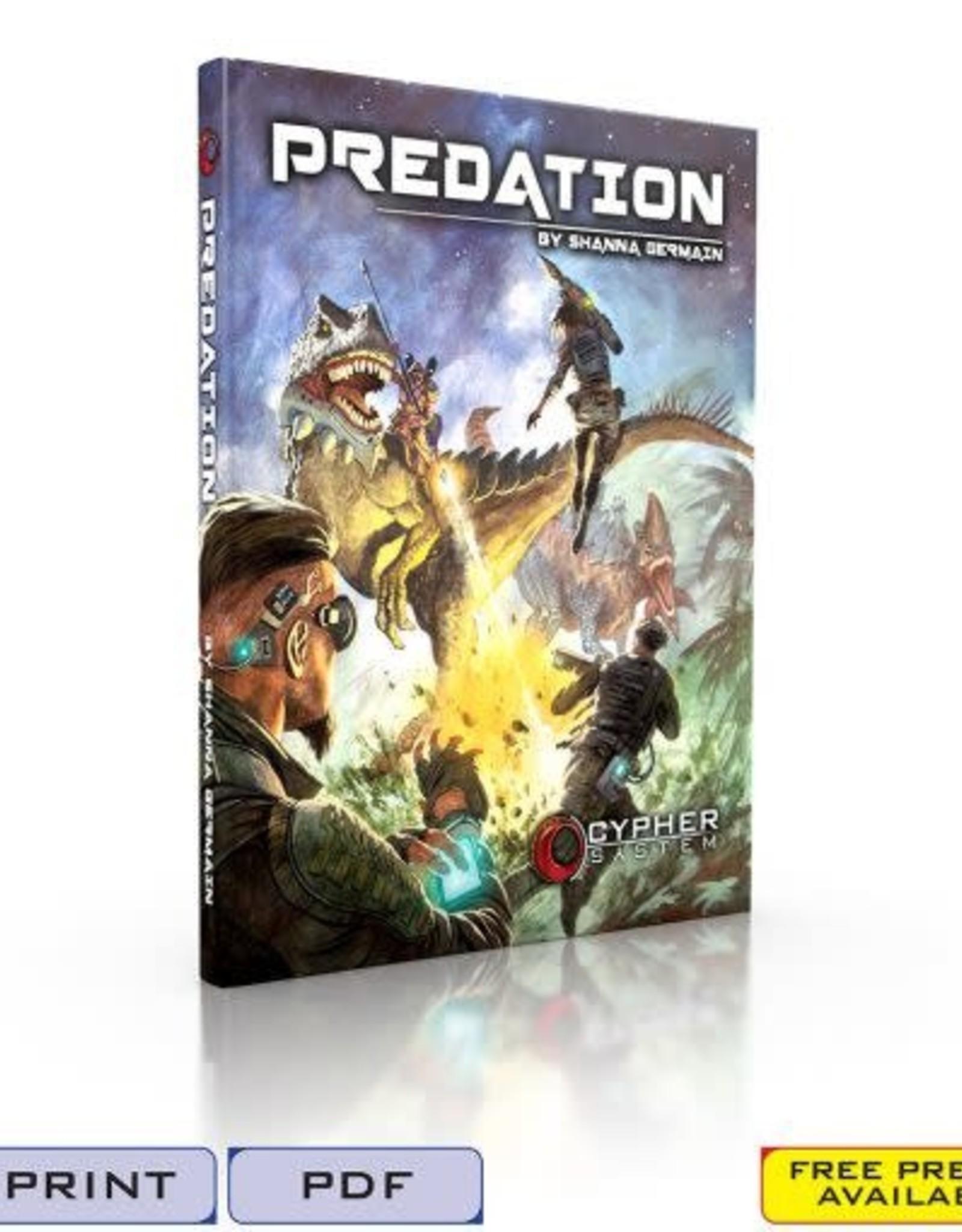 Cypher System: Predation