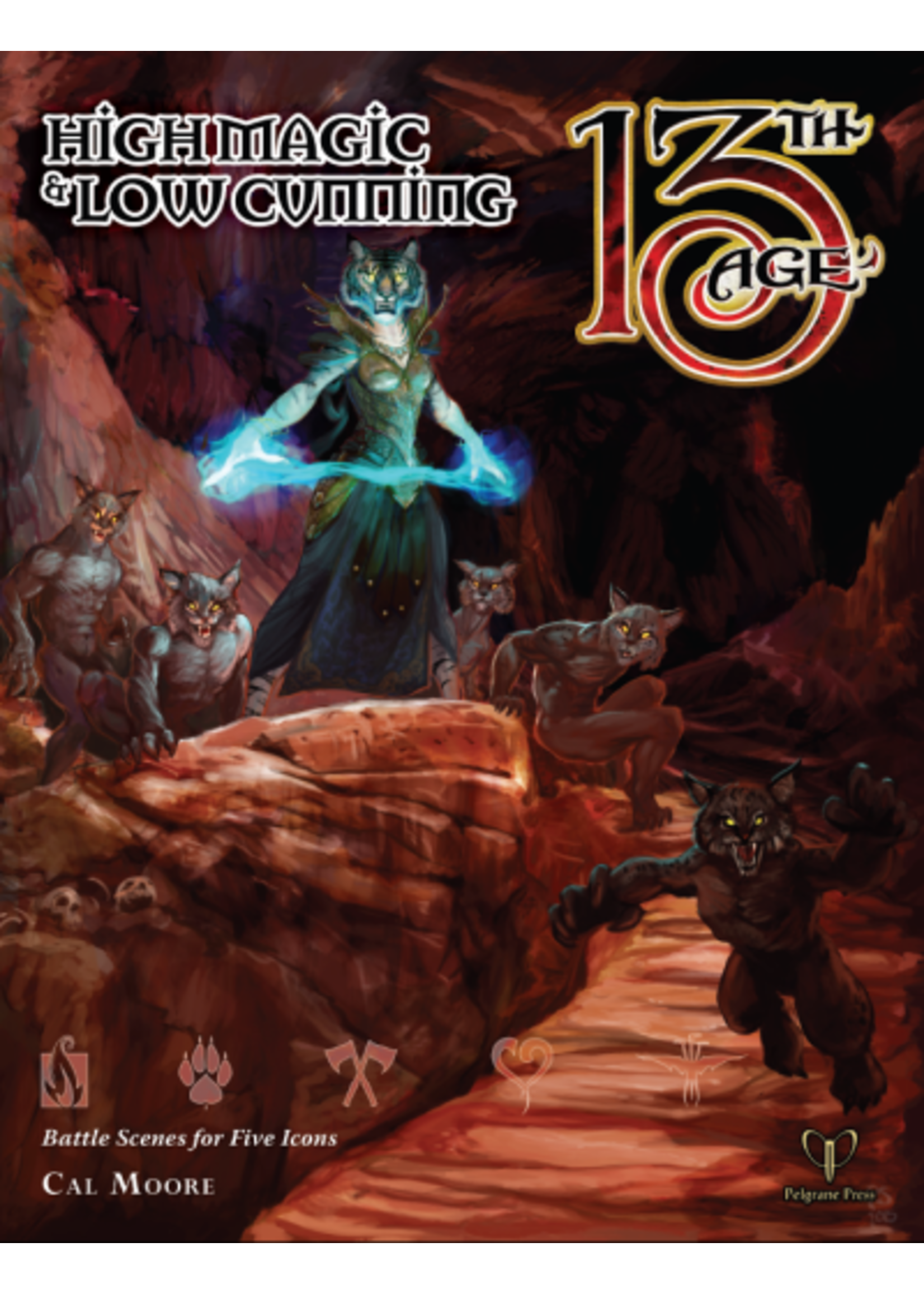 13th Age High Magic & Low Cunning