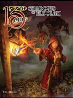 Pelgrane Press 13th Age Shadows of Eldolan