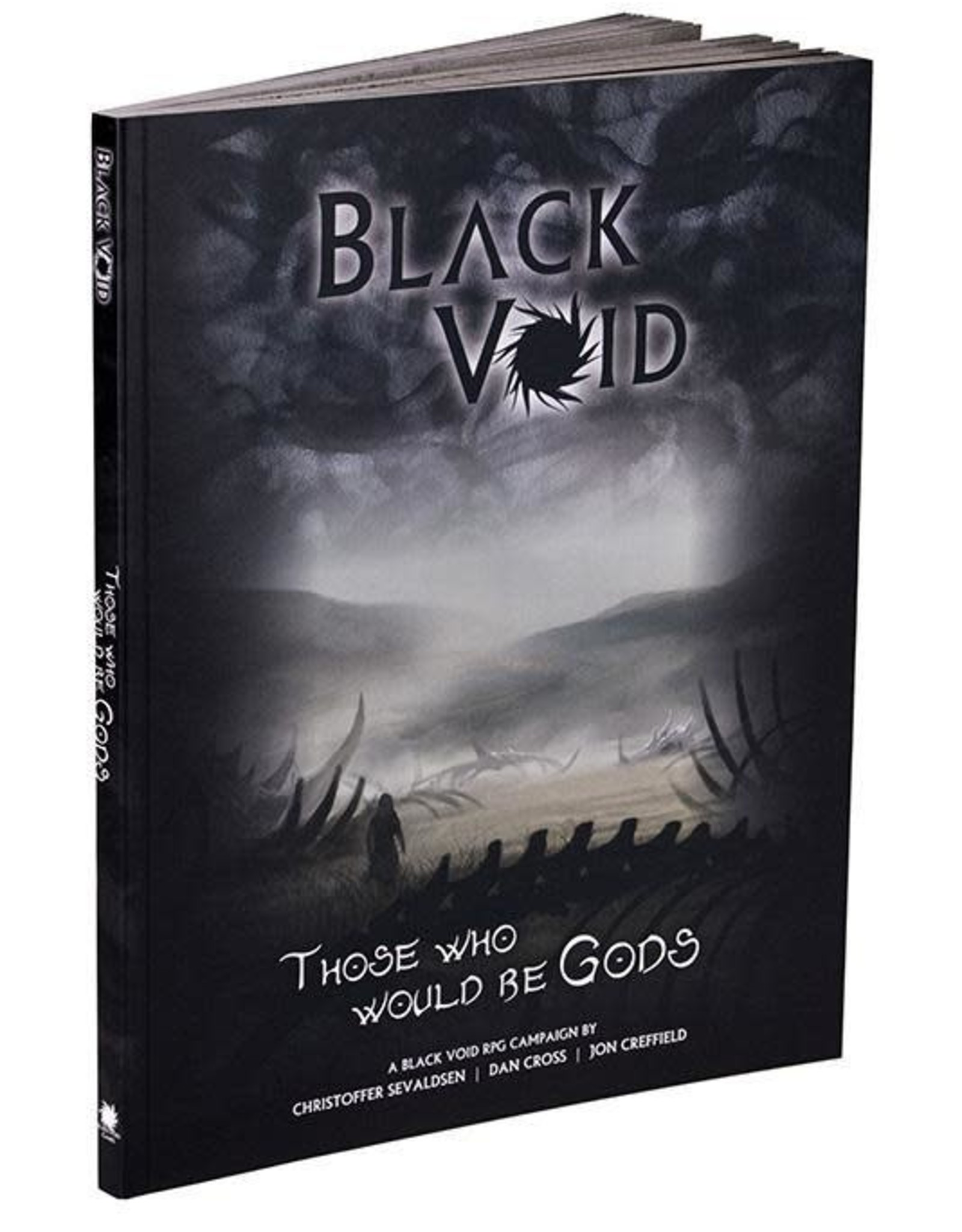 Black Void Those Who Would Be Gods