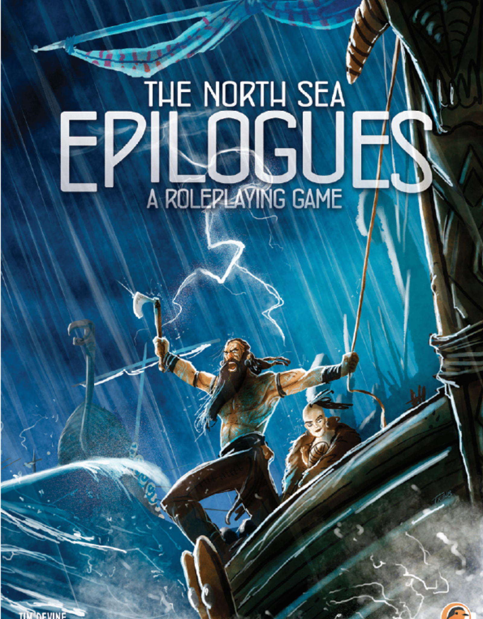 Renegade Game Studios The North Sea Epilogues: A Roleplaying Game
