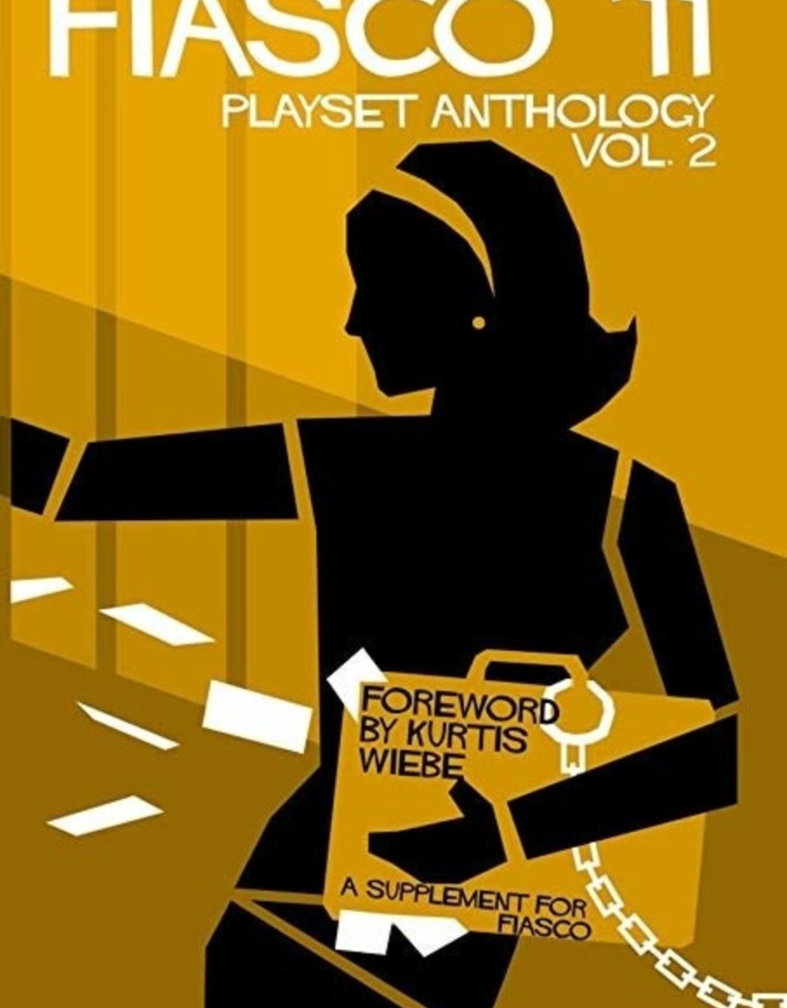 Fiasco '11 Playset Anthology 2