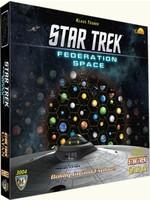 Catan Studios Star Trek Catan Federation Space