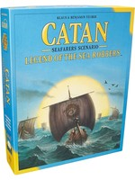 Catan Studio Catan Legend of the Sea Robbers
