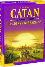 Asmodee Catan Traders and Barbarians 5-6 Player Extension