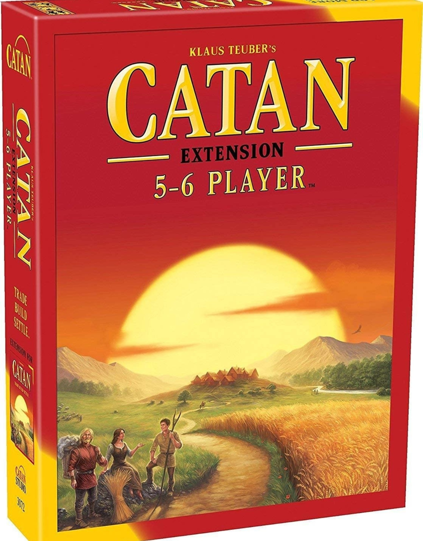 Catan Studios Catan Base Game 5-6 Player Expansion