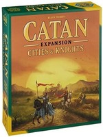 Catan Studio Catan Cities & Knights 5-6 Player Expansion